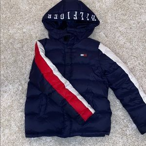 Tommy Hilfiger Down Magnetic Closure Puffer